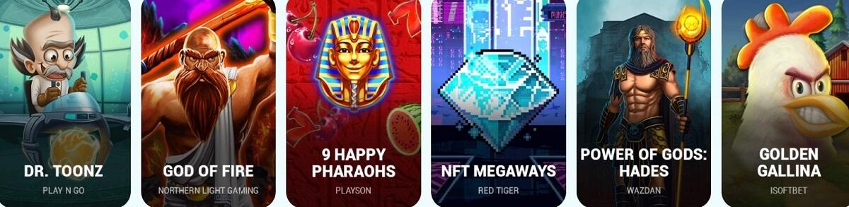 24bettle casino games