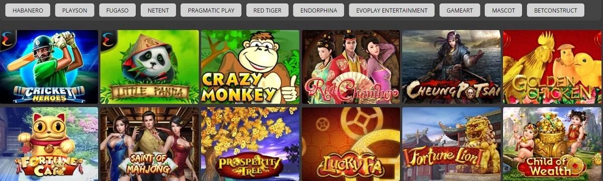 9winz casino games