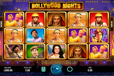 bollywood nights indi slots slot