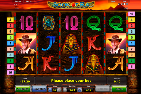 book of ra casino paypal