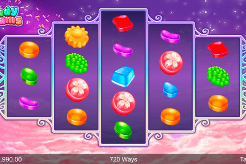 candy dreams microgaming slot