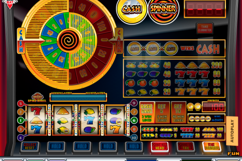 cash spinner simbat slot
