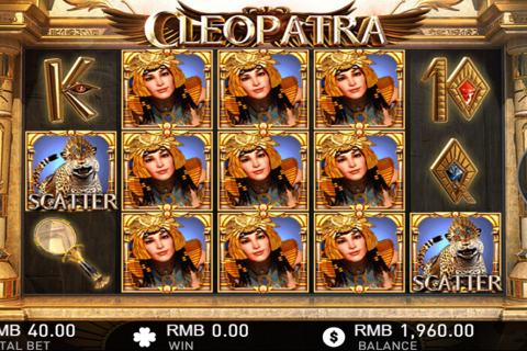 cleopatra gameplay interactive slot