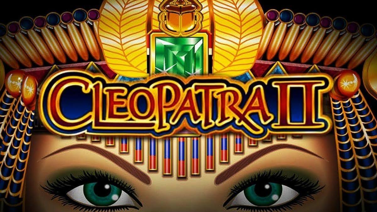cleopatra ii slot game
