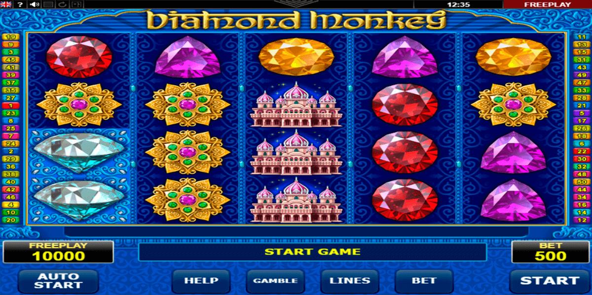 diamond monkey amatic slot