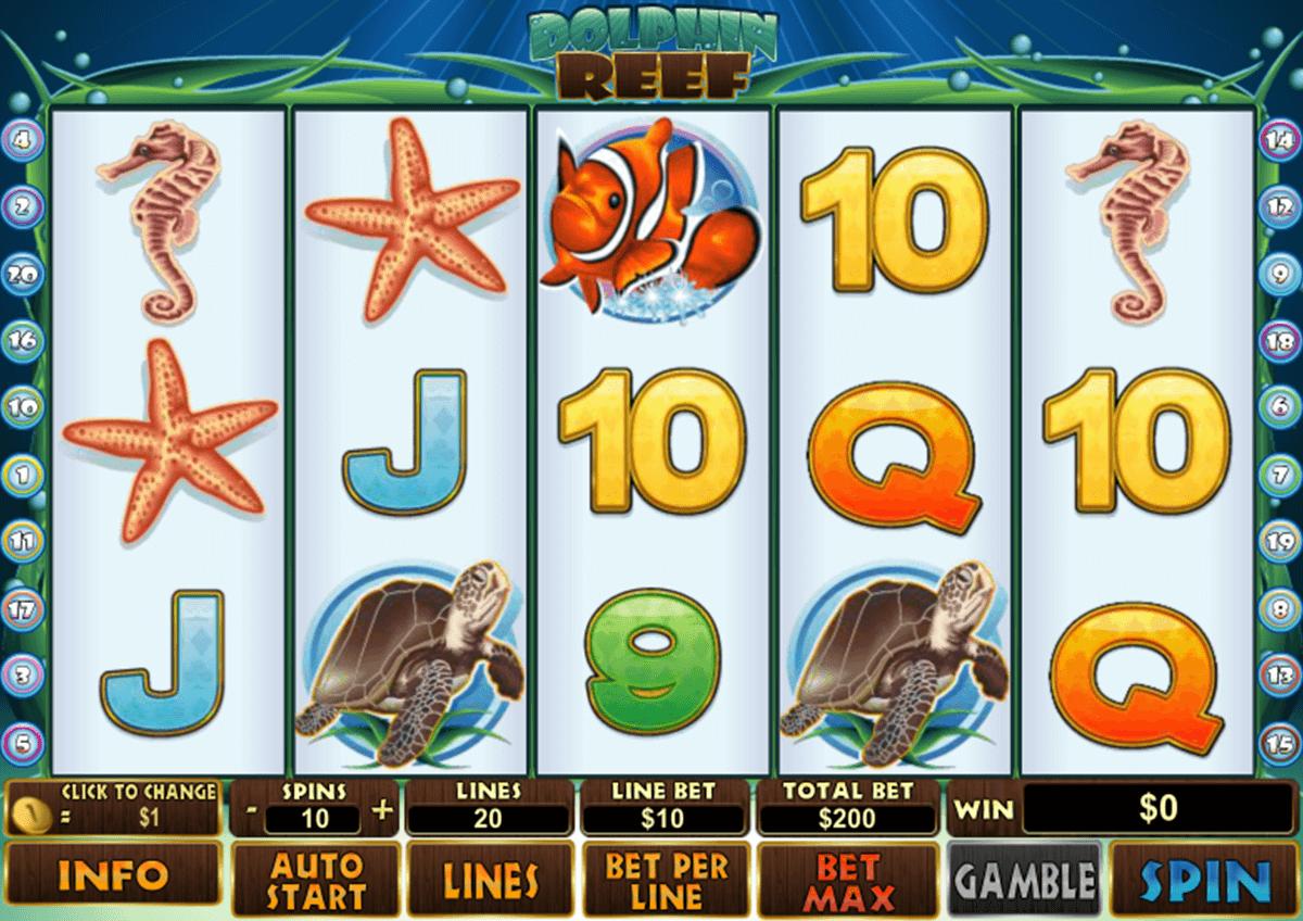 Dolphin Casino