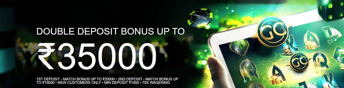gaming club casino bonus