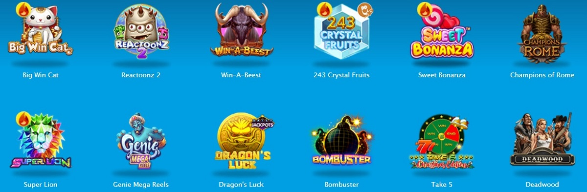 happy luke casino slots