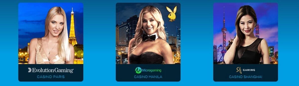 happy luke live casino