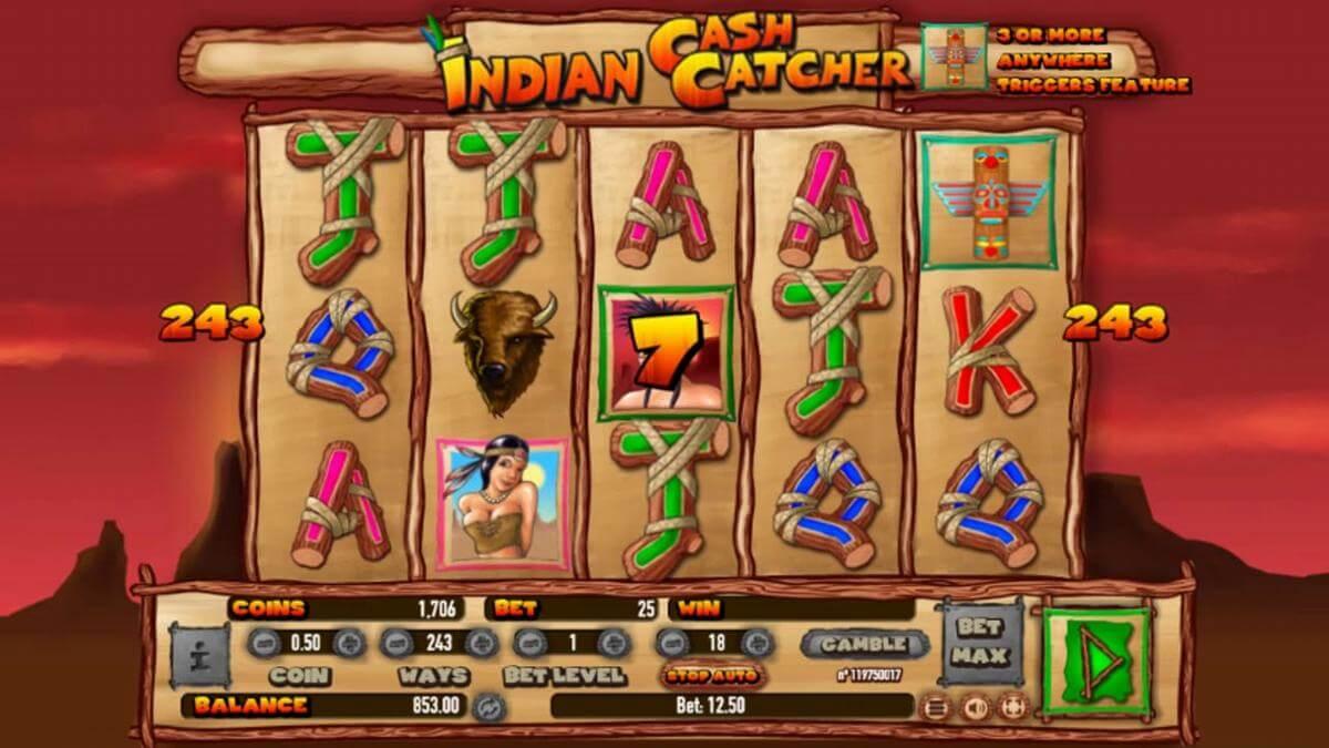 indian cash catcher symbols