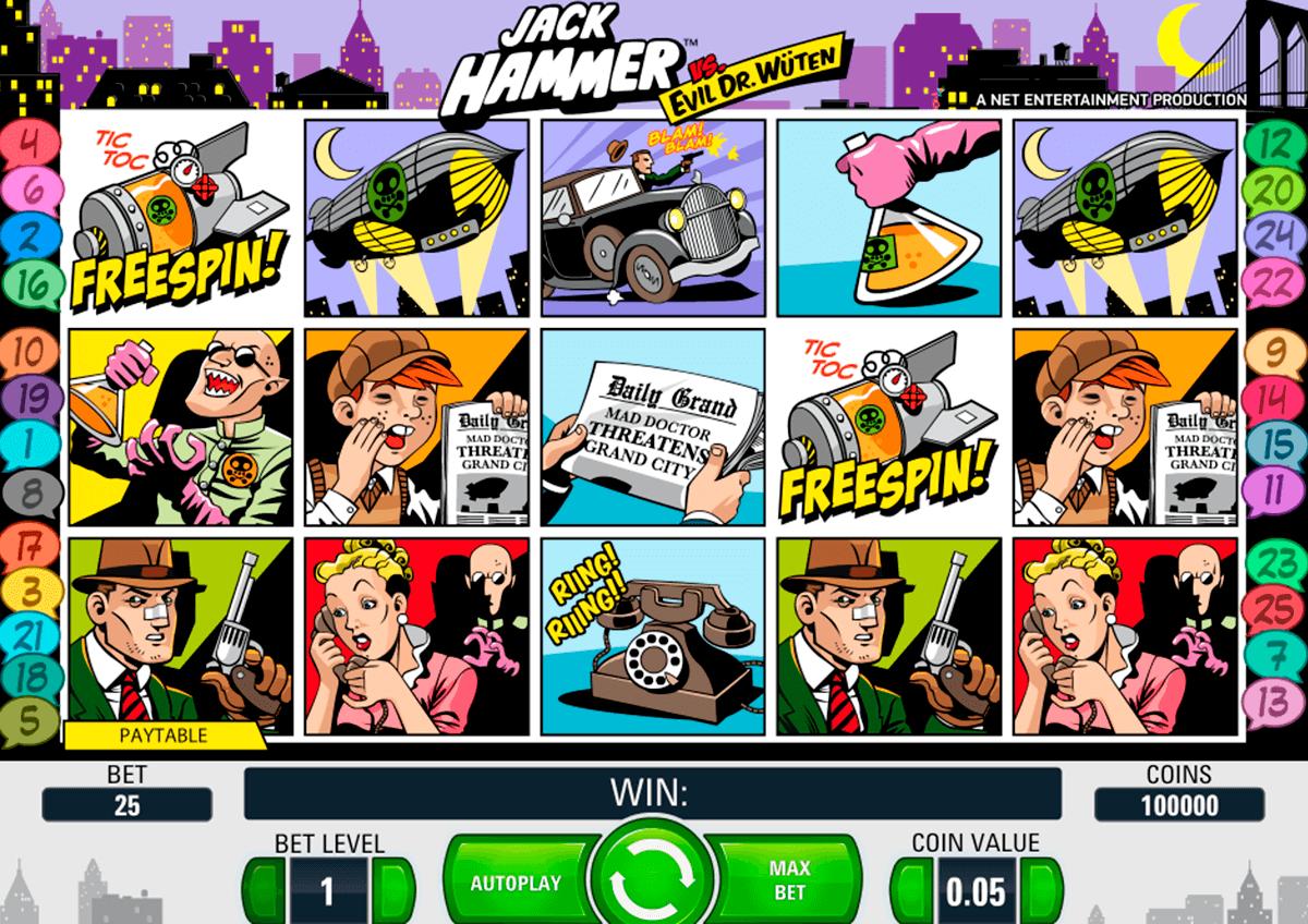Jack Hammer Games