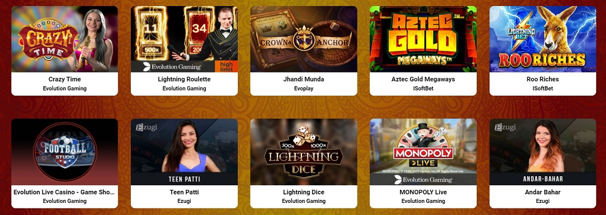 jeetplay casino games