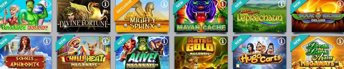 karamba casino games