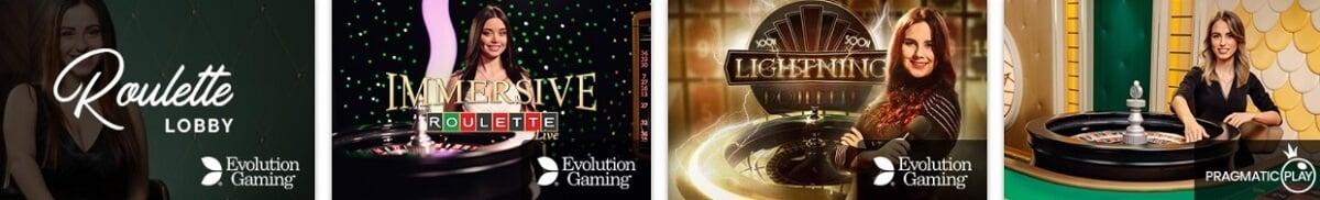 kto live casino games