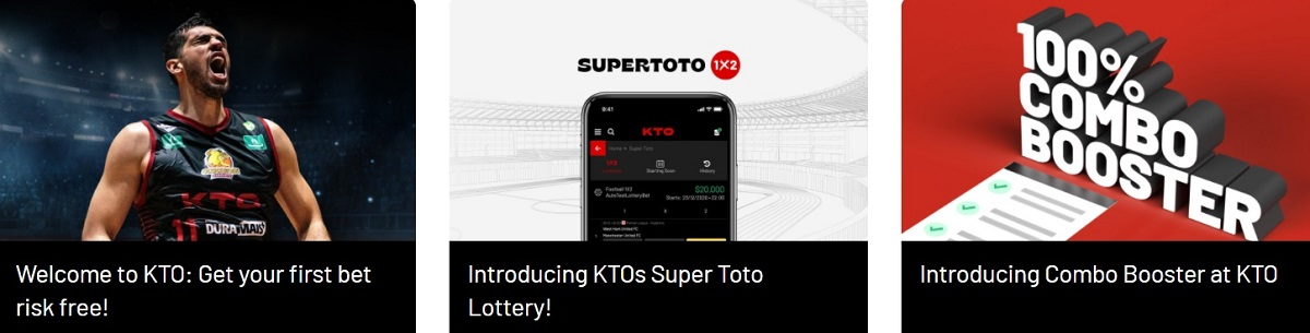kto promotion offers