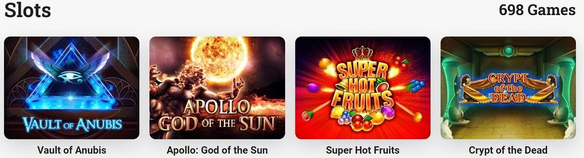 leovegas casino slots