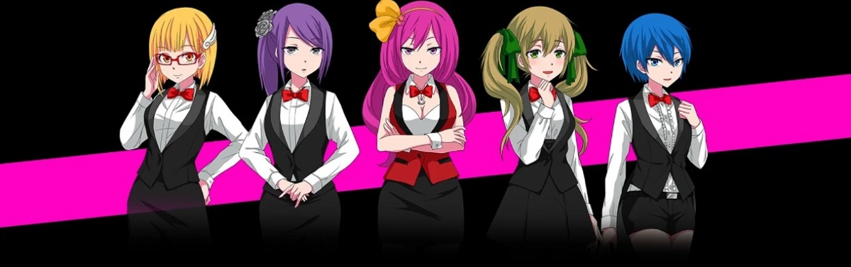 lucky niki characters