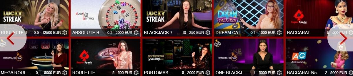 oppa888 live casino