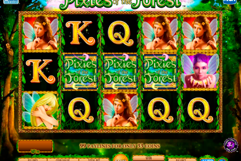 piies of the forest igt slot