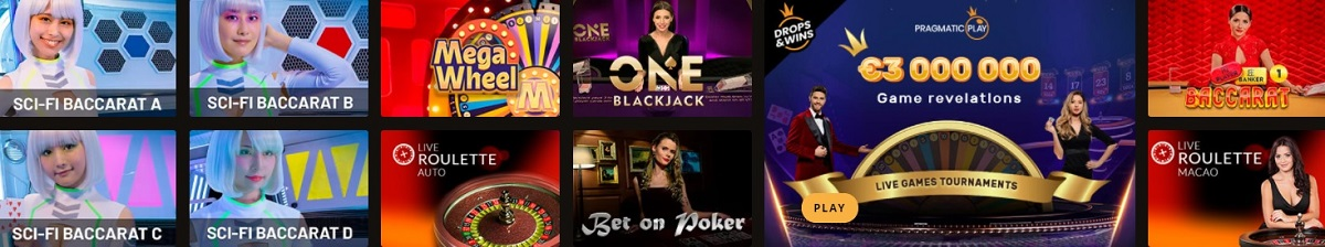 play fortuna live casino