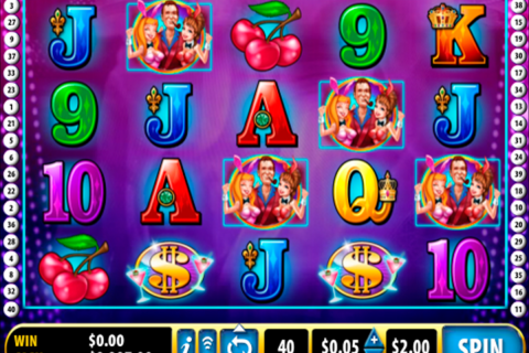 playboy hot zone bally slot