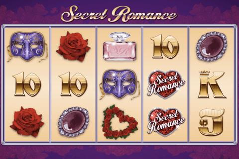 secret romance microgaming slot