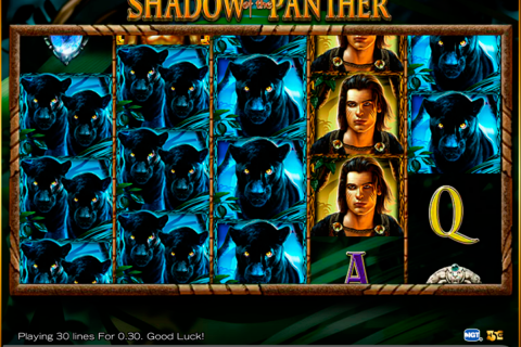 shadow of the panther high slot