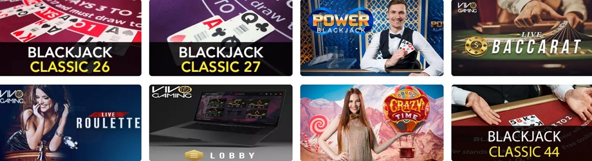 slotum live casino games