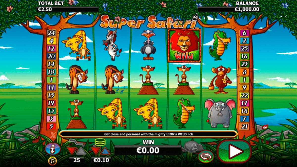 super safari nextgen gaming slot