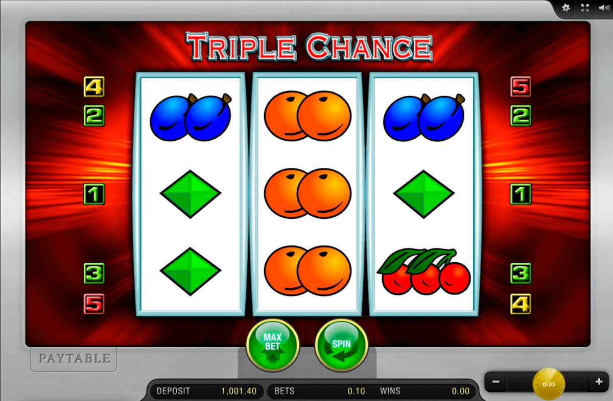 triple chance merkur slot
