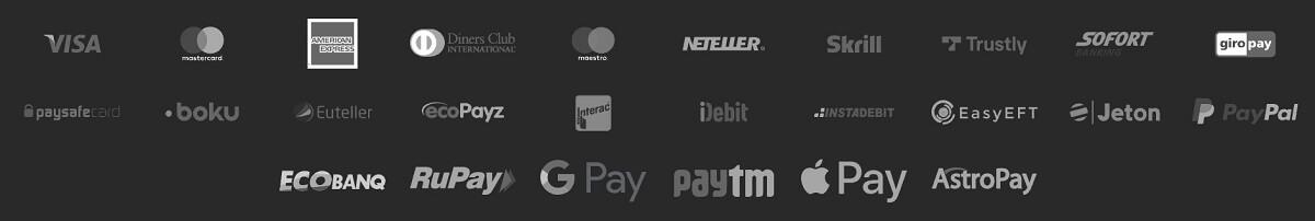 vegas hero payment methods
